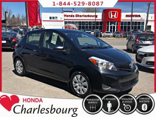 Used 2012 Toyota Yaris HATCHBACK LE ***56 119 KM*** for sale in Charlesbourg, QC