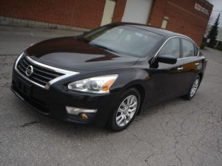 Used 2015 Nissan Altima 2.5 S,accident free,auto,remote start for sale in Mississauga, ON