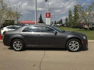 Used 2016 Chrysler 300 Platinum Cooled Seats Sunroof for sale in Red Deer, AB