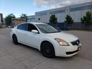 Used 2009 Nissan Altima 4 door, Auto, 3 years warranty available for sale in Toronto, ON
