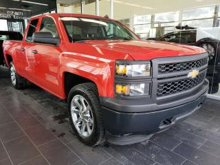 Used 2014 Chevrolet Silverado 1500 ACCIDENT FREE, 4X4, POWER ACCESSORIES for sale in Edmonton, AB