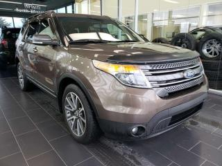 Used 2015 Ford Explorer XLT, HEATED SEATS, REAR VIEW CAMERA, SUNROOF for sale in Edmonton, AB