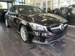 Used 2018 Mercedes-Benz CLA-Class CLA 250, HEATED SEATS, NAVI, SUNROOF, REAR VIEW CAMERA for sale in Edmonton, AB