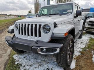 New 2019 Jeep Wrangler Unlimited Sahara 4X4 for sale in Edmonton, AB