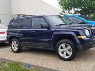Used 2012 Jeep Patriot NORTH 4X4; GREAT CONDITION, 4X4, CRUISE CONTROL, A/C AND MORE for sale in Edmonton, AB