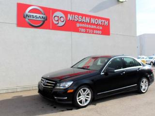 Used 2014 Mercedes-Benz C-Class C 300 for sale in Edmonton, AB