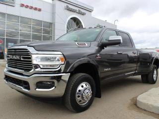New 2019 RAM 3500 Laramie for sale in Peace River, AB