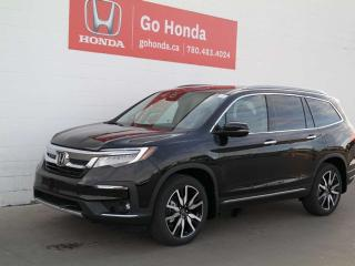 New 2019 Honda Pilot TOURING 7 PASS for sale in Edmonton, AB