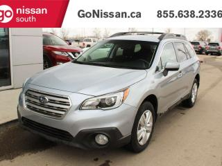Used 2016 Subaru Outback 2.5i PZEV ENTER THE OUTBACK WITH HEATED SEATS, BACK UP CAMERA AND AWARD WINNING AWD for sale in Edmonton, AB
