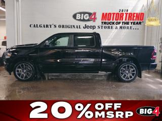 New 2019 RAM 1500 SPORT for sale in Calgary, AB