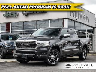 New 2019 RAM 1500 Limited for sale in Burlington, ON