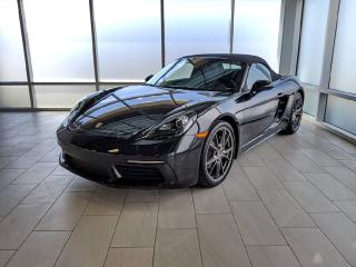 New 2019 Porsche Boxster 718 for sale in Edmonton, AB
