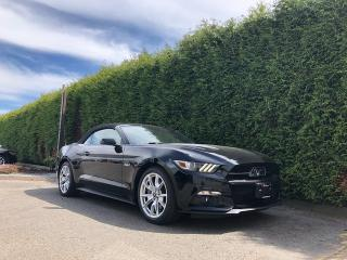 Used 2015 Ford Mustang GT Premium + 6 SPEED MANUAL + NAV + RR PARK ASSIST + BACK-UP CAM + BLIND-SPOT MONITORING SYSTEM for sale in Surrey, BC
