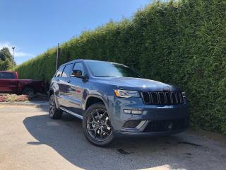New 2019 Jeep Grand Cherokee Limited X 4WD + NO EXTRA DEALER FEES for sale in Surrey, BC