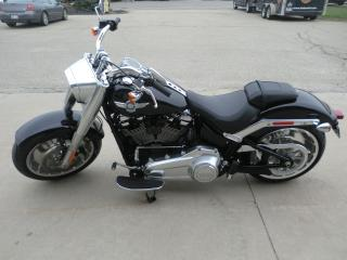 Used 2019 Harley-Davidson FAT BOY FLFBS FAT BOY 114 for sale in Blenheim, ON