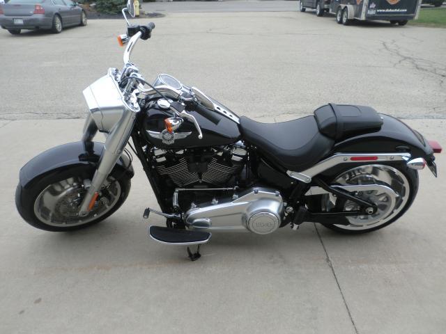 2019 Harley-Davidson FAT BOY FLFBS FAT BOY 114