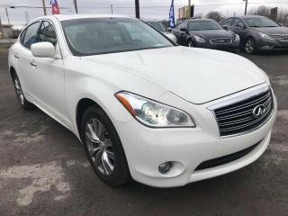 Used 2011 Infiniti M37 PREMIUM for sale in Gloucester, ON