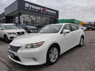 Used 2013 Lexus ES 350 LEATHER & NAVIGATION for sale in Markham, ON