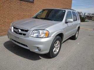 Used 2005 Mazda Tribute TRIBUTE for sale in Oakville, ON