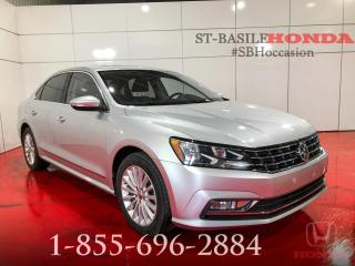 Used 2016 Volkswagen Passat TSI + COMFORTLINE + MAGS + WOW ! for sale in St-Basile-le-Grand, QC
