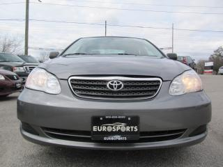Used 2006 Toyota Corolla Sports pkg for sale in Newmarket, ON