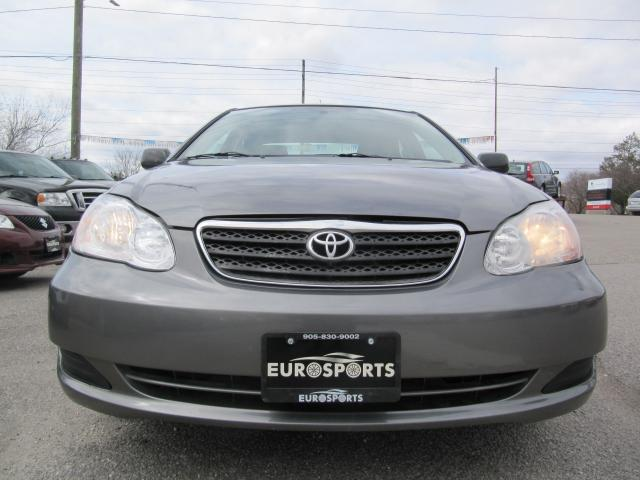 2006 Toyota Corolla Sports pkg