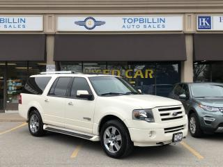 Used 2007 Ford Expedition Limited, Navi, DVD, Backup Cam for sale in Vaughan, ON