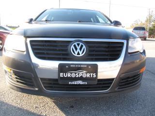 Used 2010 Volkswagen Passat Trendline for sale in Newmarket, ON