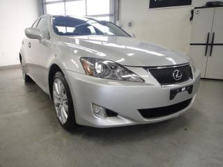 Used 2007 Lexus IS 250 ONE OWNER,NO ACCIDENT,AWD for sale in North York, ON