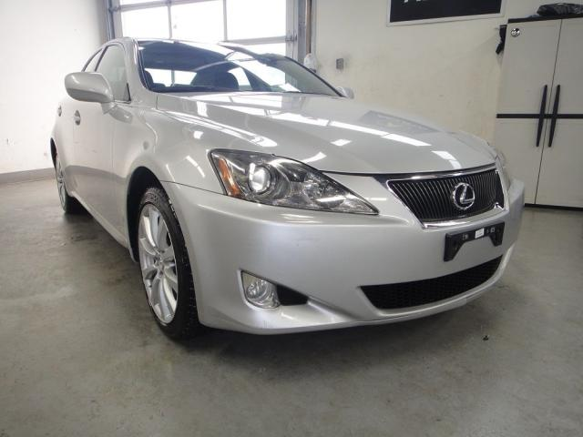 2007 Lexus IS 250 ONE OWNER,NO ACCIDENT,AWD