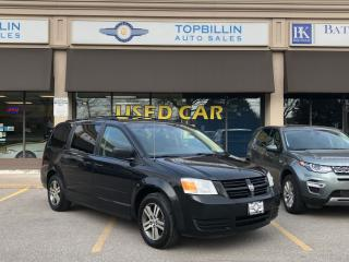 Used 2010 Dodge Grand Caravan SE Stow N Go for sale in Vaughan, ON