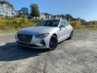 Used 2019 Genesis G70 Advanced for sale in Halifax, NS