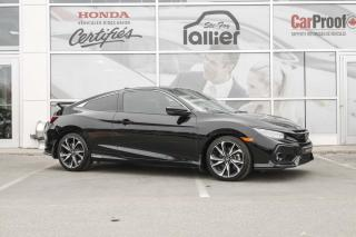 Used 2017 Honda Civic Si COUPE ***GARANTIE 10 ANS/200 000 KM** for sale in Québec, QC