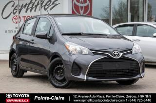 Used 2016 Toyota Yaris LE for sale in Pointe-Claire, QC