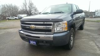 Used 2011 Chevrolet Silverado 1500 LS Cheyenne Edition for sale in Cambridge, ON
