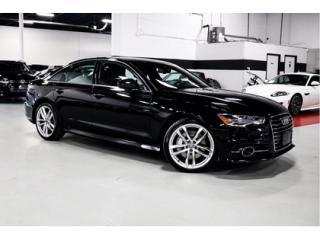 Used 2016 Audi A6 3.0T TECHNIK   S-LINE   NAVI   BACKUP CAMERA for sale in Vaughan, ON