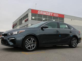 New 2019 Kia Forte EX Premium| Leather| Blindspot Detect| Sunroof for sale in Grimsby, ON