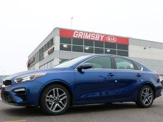 New 2019 Kia Forte EX+ for sale in Grimsby, ON