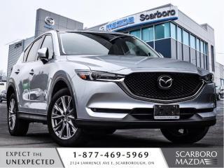 Used 2019 Mazda CX-5 15%@FINANCE|CPO|GT TURBO|AWD|NAVI for sale in Scarborough, ON