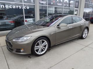 Used 2015 Tesla Model S 90D.AWD.PANO ROOF.AUTO PILOT.LOW KM for sale in Etobicoke, ON