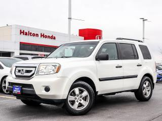 Used 2011 Honda Pilot LX|NO ACCIDENTS for sale in Burlington, ON