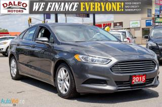 Used 2015 Ford Fusion SE | BACK UP CAMERA | NAVIGATION | BLUETOOTH for sale in Hamilton, ON