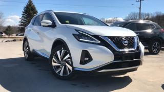 Used 2019 Nissan Murano SL AWD 3.5L V6 for sale in Midland, ON