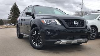 Used 2019 Nissan Pathfinder SL ROCK CREEK 3.5L V6 for sale in Midland, ON