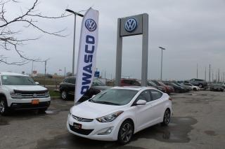 Used 2016 Hyundai Elantra GLS | Alloys & Sunroof! for sale in Whitby, ON