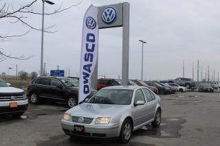 Used 2002 Volkswagen Jetta GLS TDI for sale in Whitby, ON