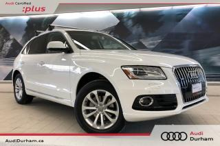 Used 2016 Audi Q5 2.0T Progressiv + Sunroof | Nav | Cam for sale in Whitby, ON