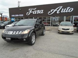 Used 2005 Nissan Murano SL AWD V6 for sale in Scarborough, ON