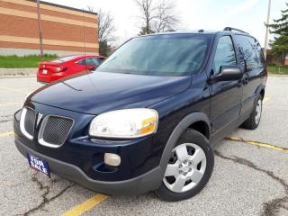 Used 2007 Pontiac Montana Sv6 4dr Reg WB w/1SA for sale in Mississauga, ON
