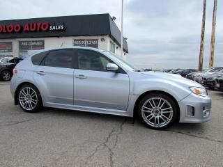 Used 2014 Subaru Impreza WRX STi STI SPORT-TECH TURBO NAVIGATION AWD 6 SPEED CERTIFIED for sale in Milton, ON